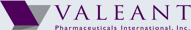 Valeant Pharmaceuticals International. Inc.